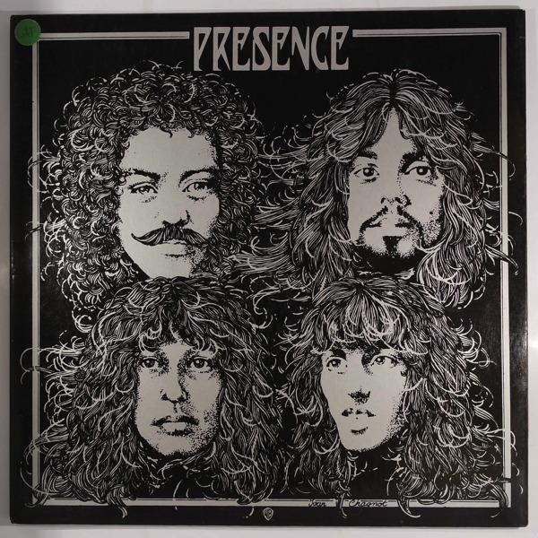 PRESENCE - Same - LP
