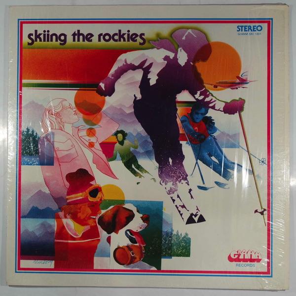 SKIING THE ROCKIES - Same - LP