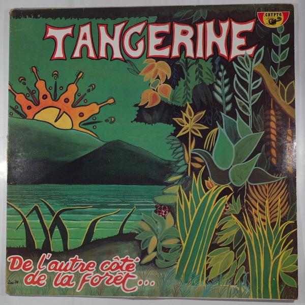 TANGERINE - De L'Autre Cote De La Foret - LP
