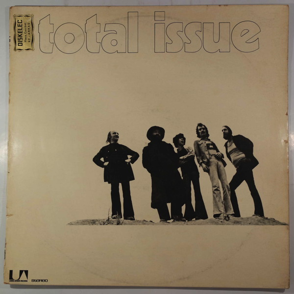 TOTAL ISSUE - Same - LP
