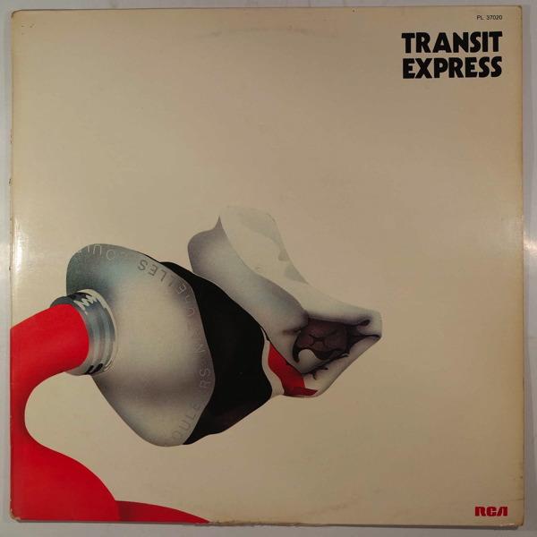 TRANSIT EXPRESS - Couleurs Naturelles - LP