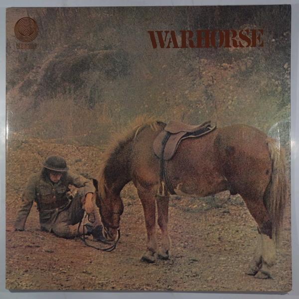 WARHORSE - Same - LP