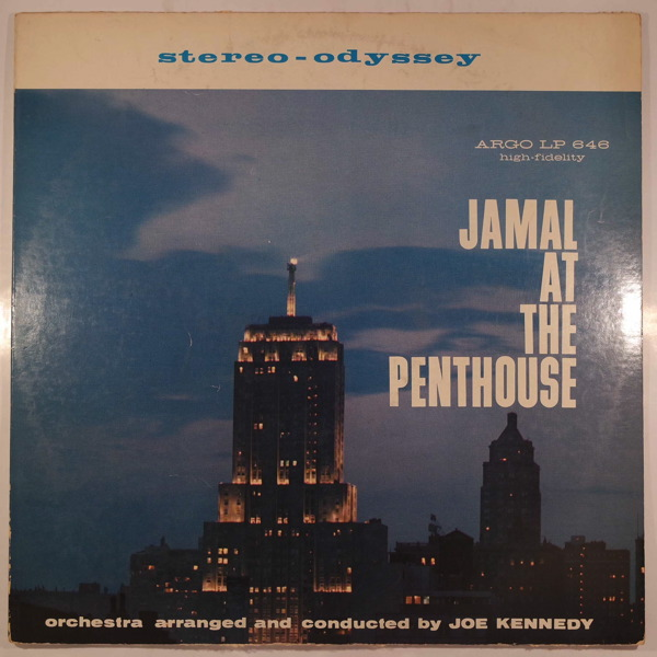 AHMAD JAMAL - Jamal At The Penthouse - LP