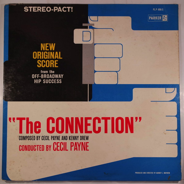 CECIL PAYNE - The Connection - LP