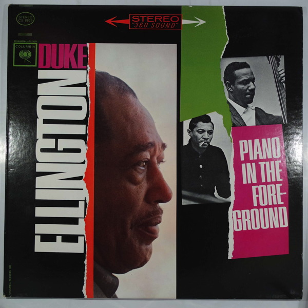 DUKE ELLINGTON - Piano In The Foreground - LP