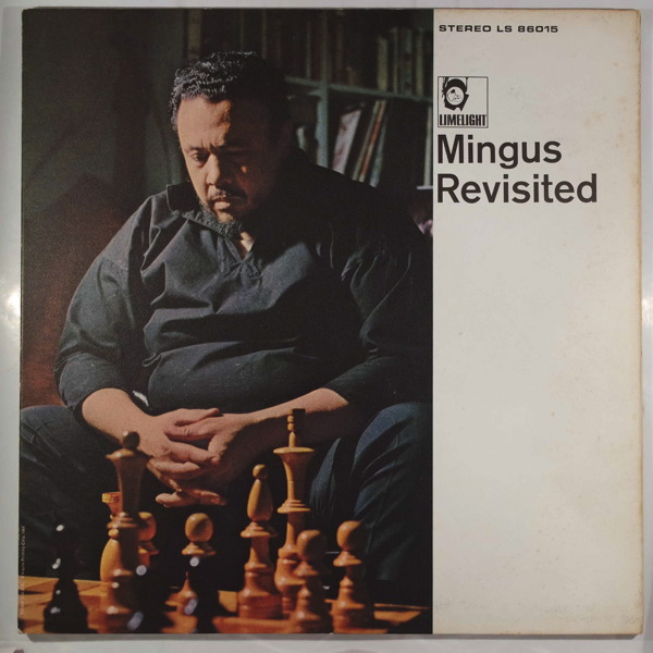 CHARLIE MINGUS - Mingus Revisited - LP