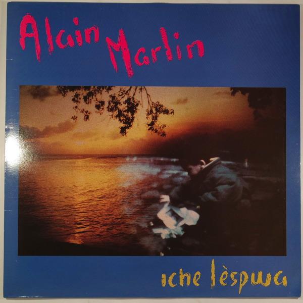 ALAIN MARLIN - Iche lespwa - LP