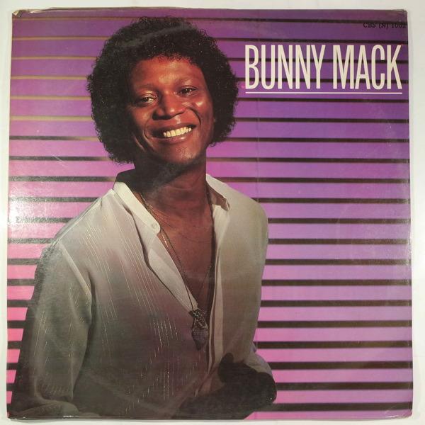 BUNNY MACK - Same - LP