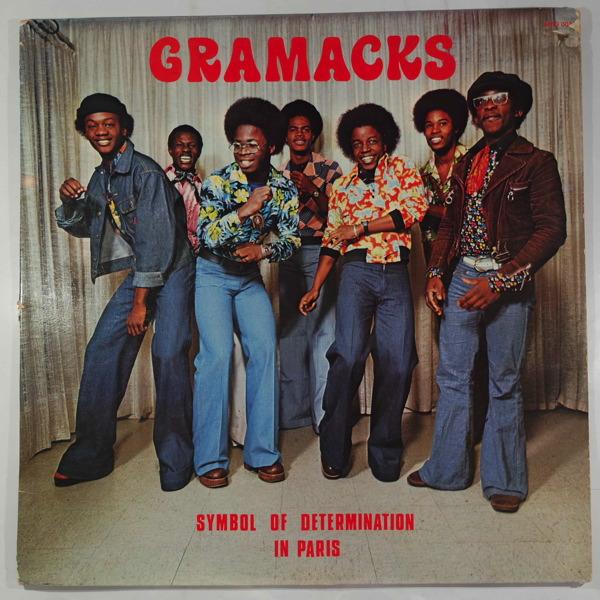 Gramacks Symbol of determination in Paris