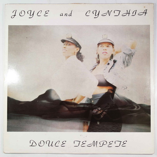 JOYCE AND CYNTHIA - Douce tempete - LP