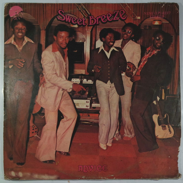 SWEET BREEZE - Advice - LP