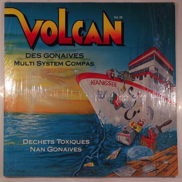 VOLCAN DES GONAIVES - Multi system compas Vol.III - LP