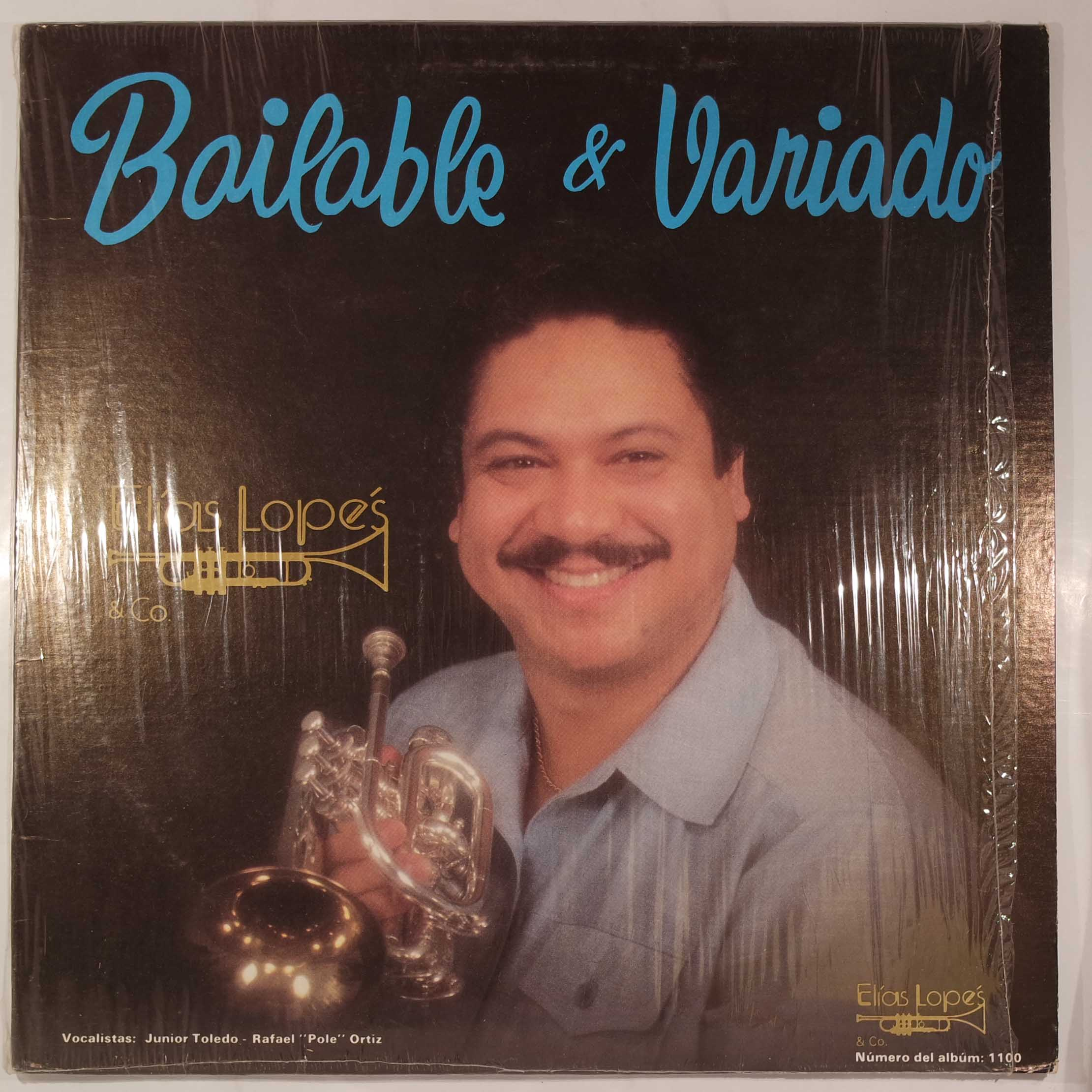 ELIAS LOPES & CO - Bailable & Variado - LP