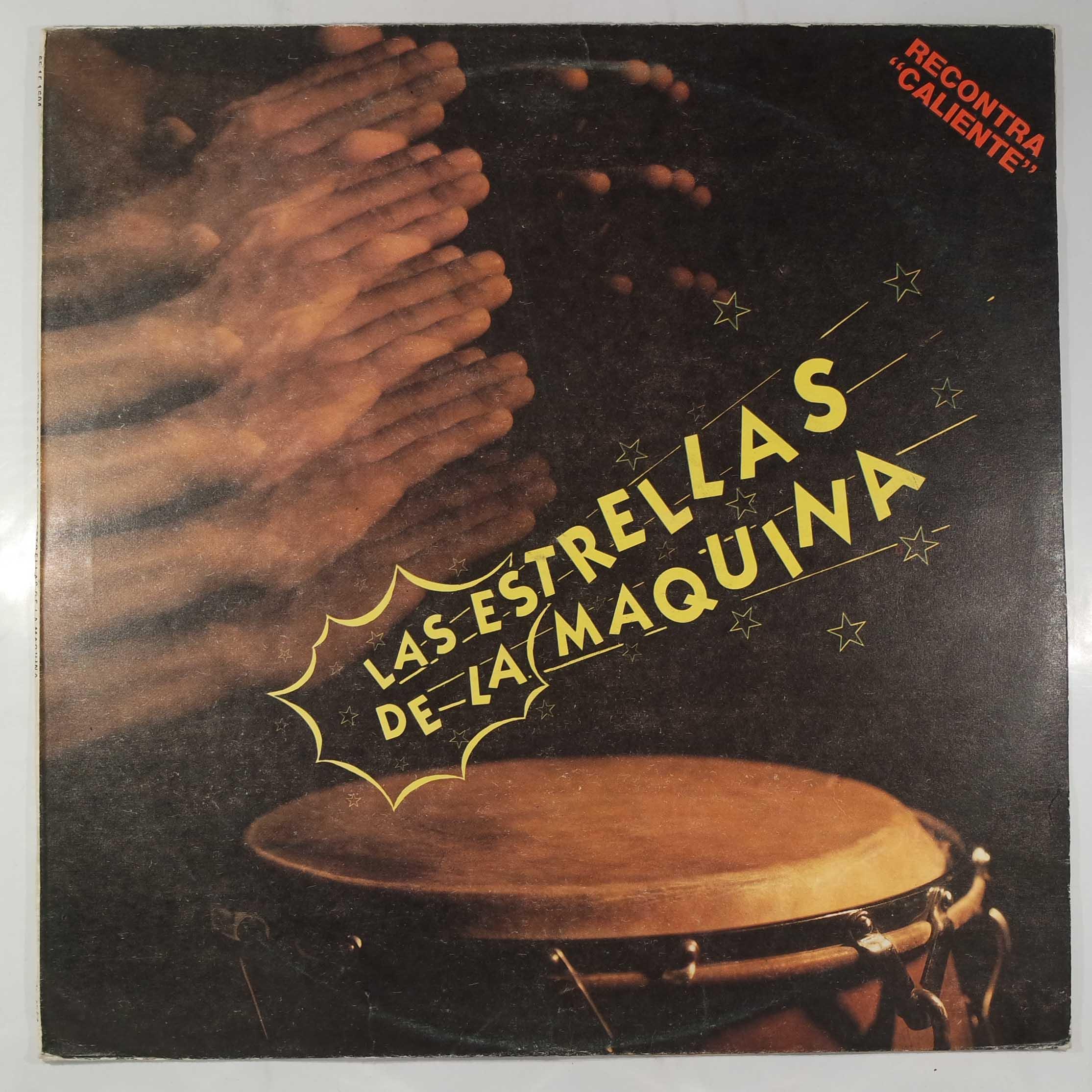 LAS ESTRELLAS DE LA MAQUINA - Rencontra Caliente - LP