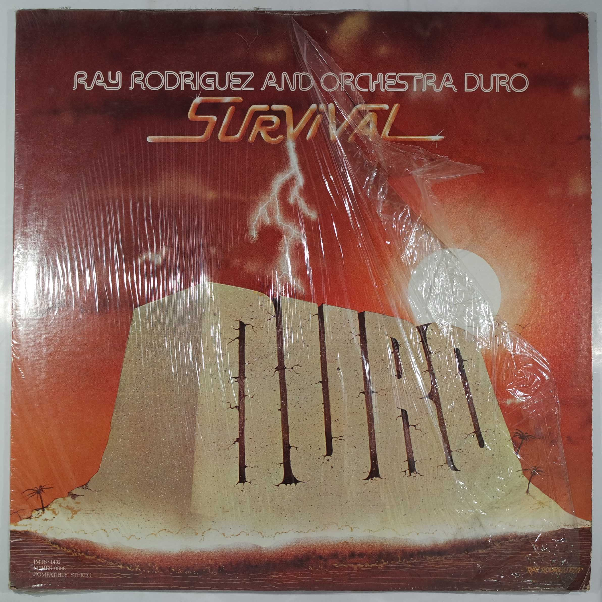 RAY RODRIGUEZ Y SU ORQUESTA - Survival - LP