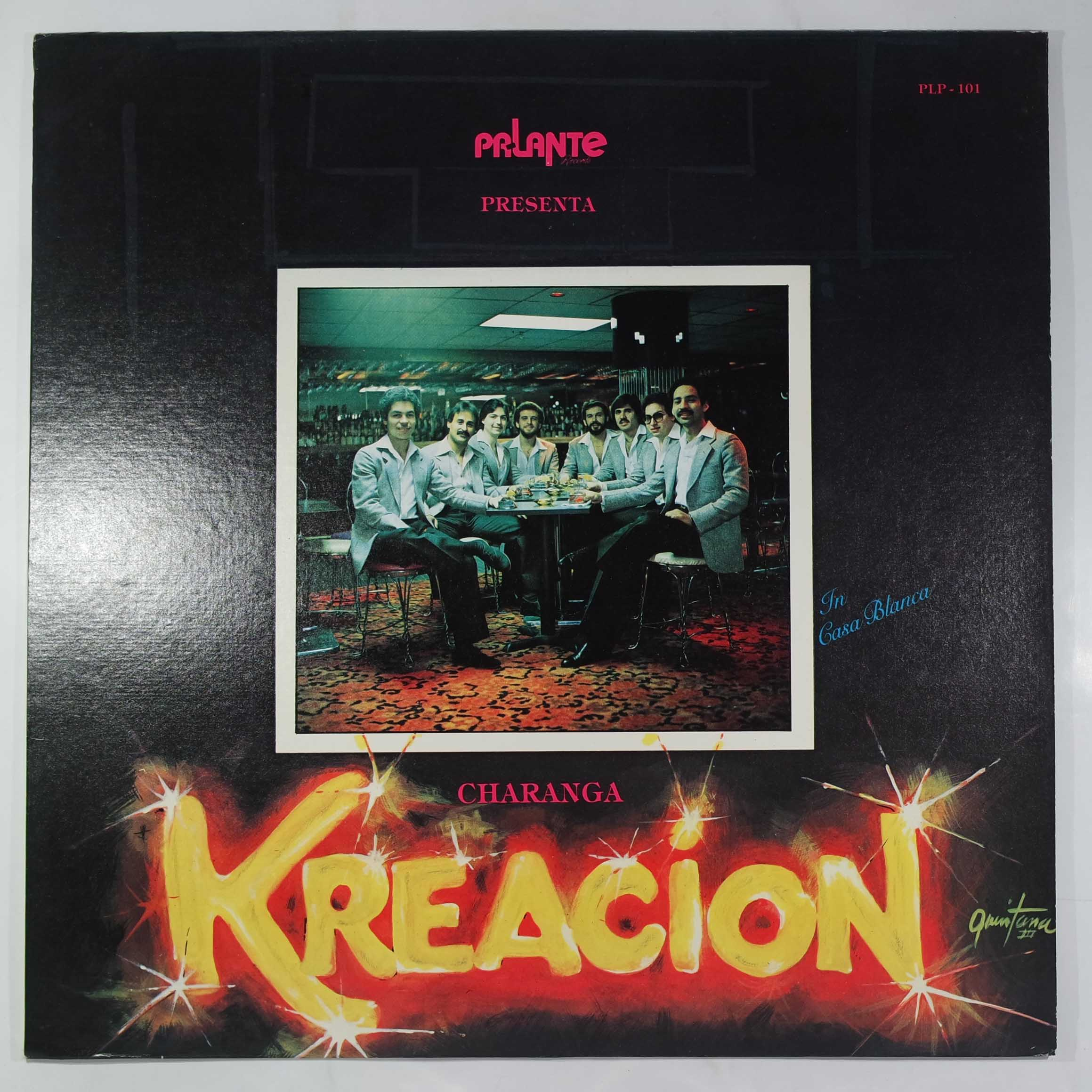 CHARANGA KREACION - Same - LP