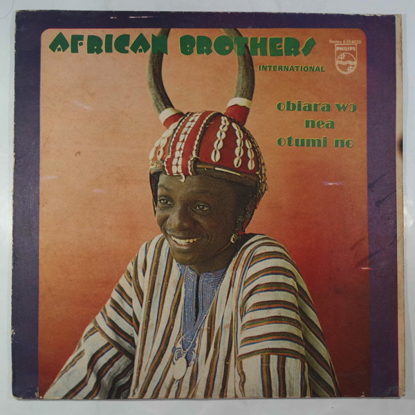 AFRICAN BROTHERS INTERNATIONAL - Obiara wo nea otumi no - LP