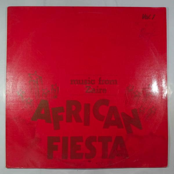 African Fiesta Music from Zaire Vol.1