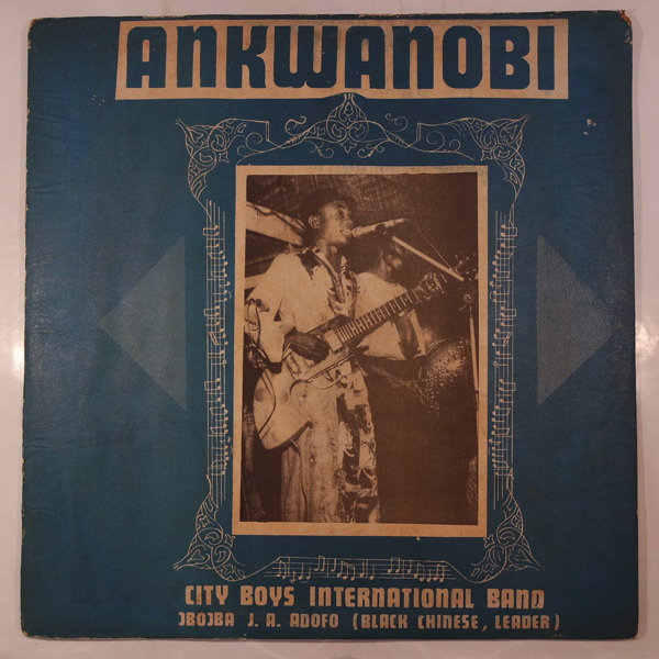 City Boys International Band Ankwanobi