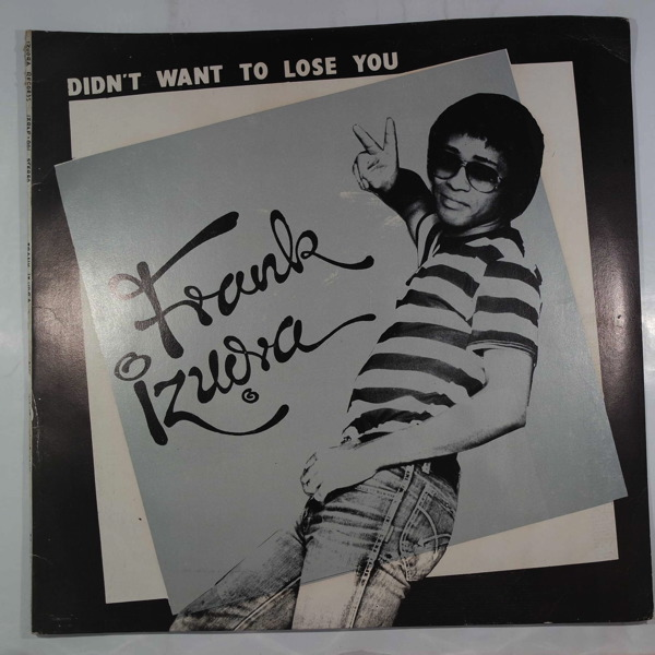 FRANK IZUORA - Did Not Want To Lose You - LP
