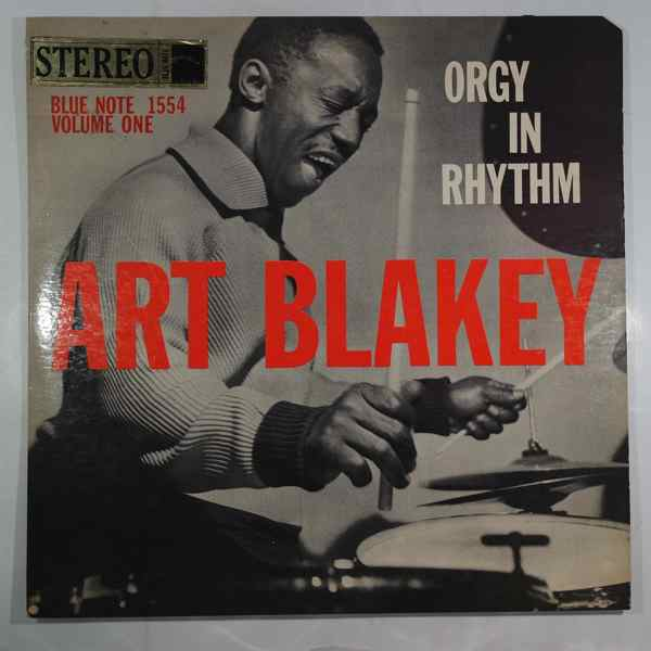 ART BLAKEY - Orgy In Rhythm Volume 1 - LP