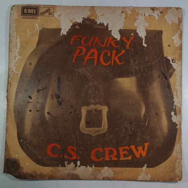 C.S. CREW - Funky pack - LP