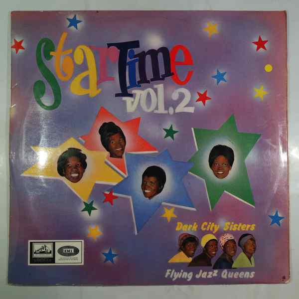 DARK CITY SISTERS AND FLYING JAZZ QUEENS - Star time Vol.2 - LP