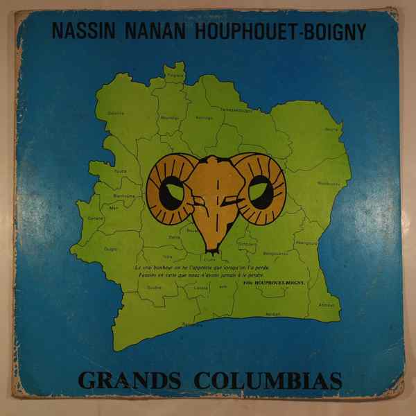 Grands Colombias Nassin nanan houphouet boigny