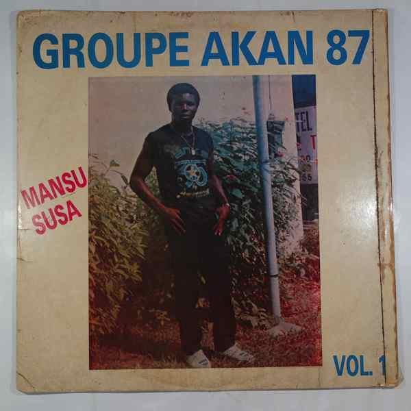Groupe Akan 87 Mansu susa Vol.1