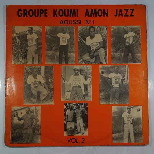 Groupe Koumi Amon Jazz Aoussi N¡1