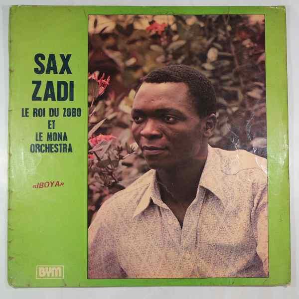 Sax Zadi et le Mona Orchestra Iboya