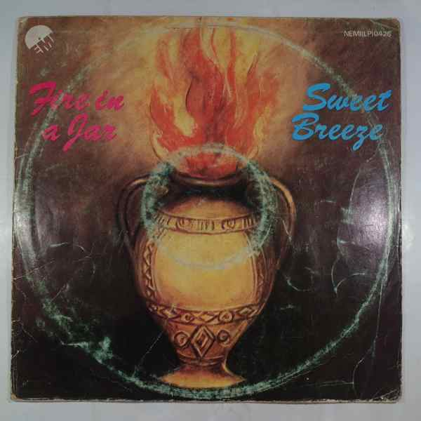 SWEET BREEZE - Fire in a jar - LP