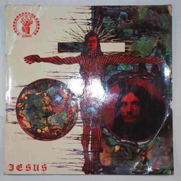 JESUS - Same - 7inch (SP)