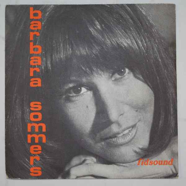 BARBARA SOMMERS - I Can't Give You Anything + 3 - 7inch (SP)