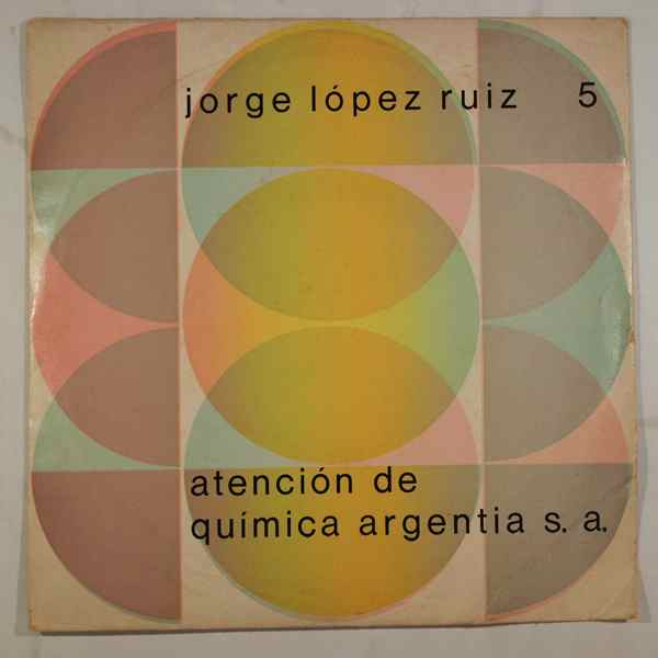 JORGE LOPEZ RUIZ - Punto De Partida / Todo Fluye - 7inch (SP)