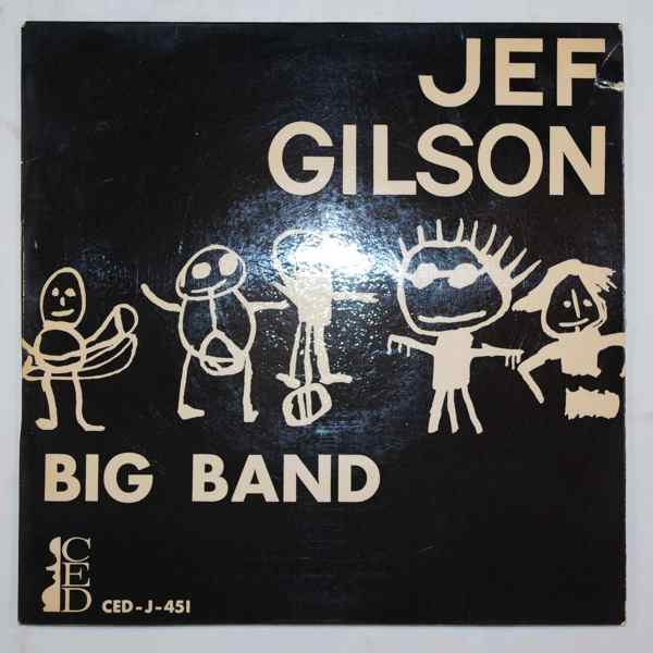JEF GILSON BIG BAND - Same - 7inch (SP)