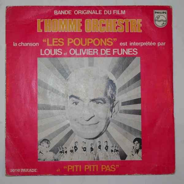 Francois De Roubaix L'Homme Orchestre