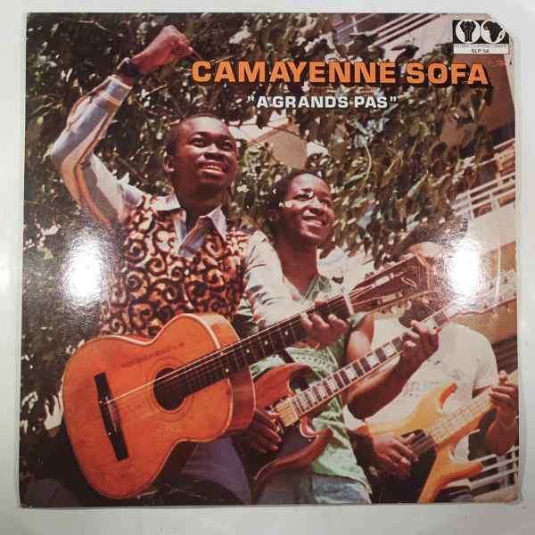CAMAYENNE SOFA - A grands pas - LP