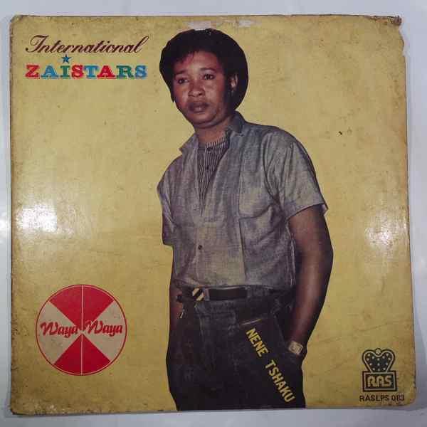 INTERNATIONAL ZAISTARS - Waya waya - LP
