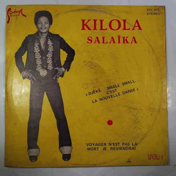 KILOLA SALAIKA - Same - LP
