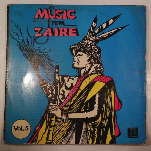 Various Music from Zaire vol.5