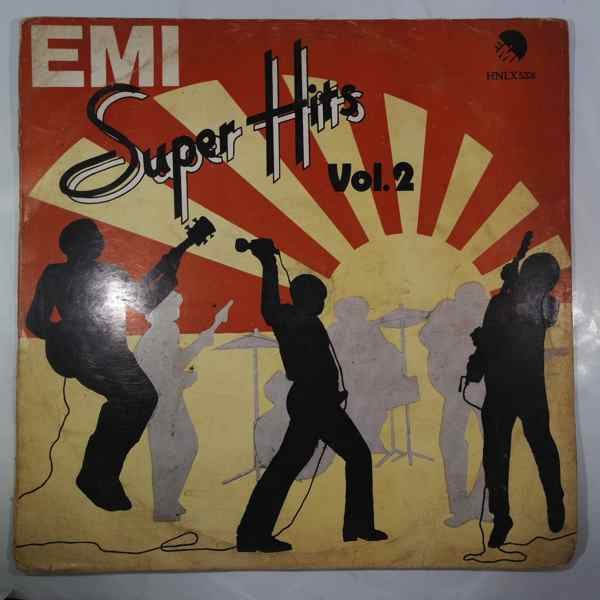 VARIOUS - Super Hits Vol. 2 - LP