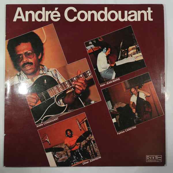 ANDRE CONDOUANT - Same - LP