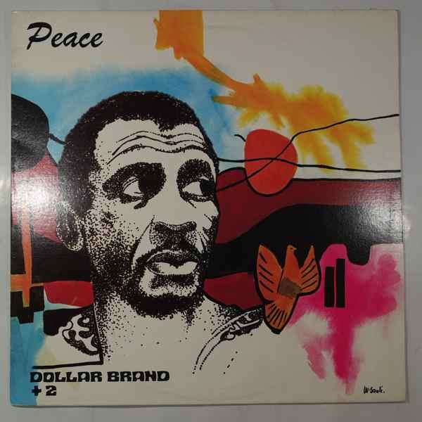 DOLLAR BRAND - Peace - LP