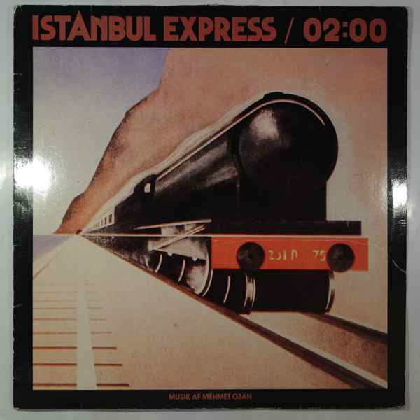 ISTANBUL EXPRESS - 0,083333333 - LP