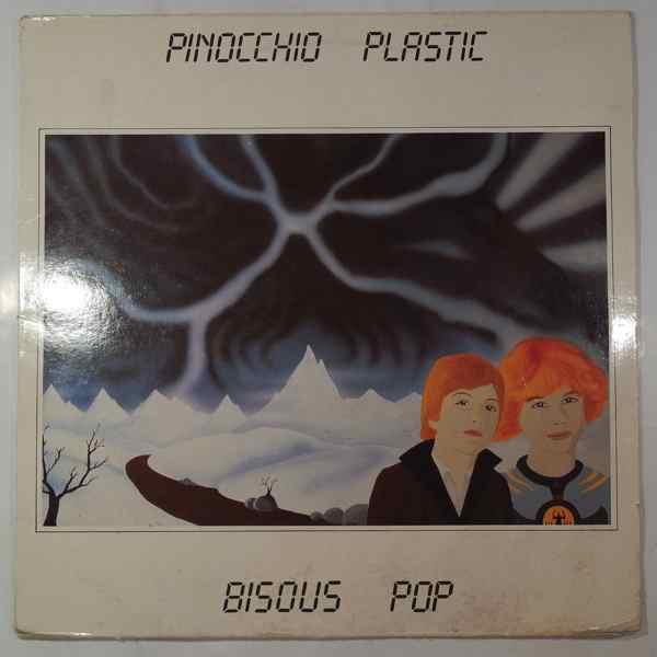 Bisous Pop Pinocchio plastic