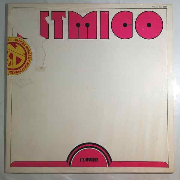 PAOLO FERRARA - Ritmico - LP