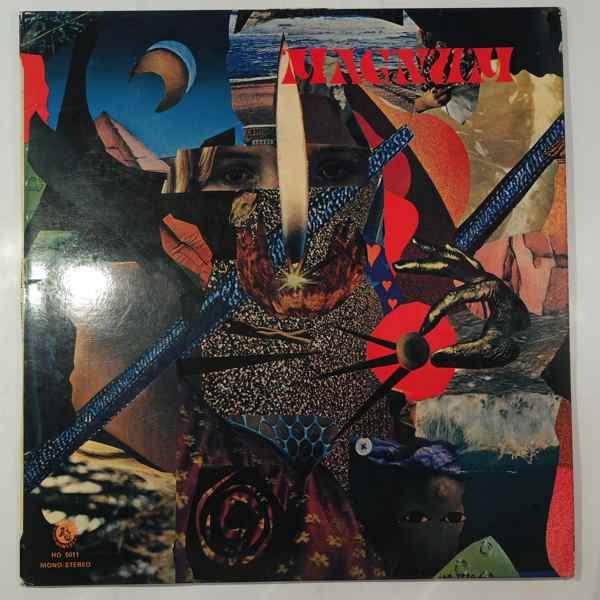 YAN TREGGER - Magnum - LP