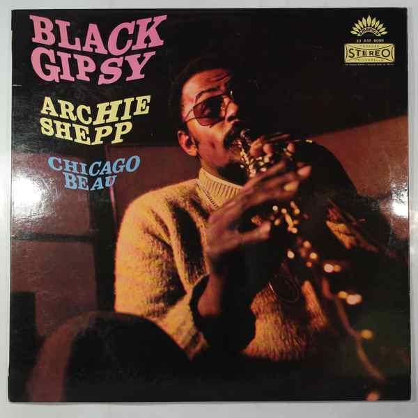 ARCHIE SHEPP - Black Gipsy - LP