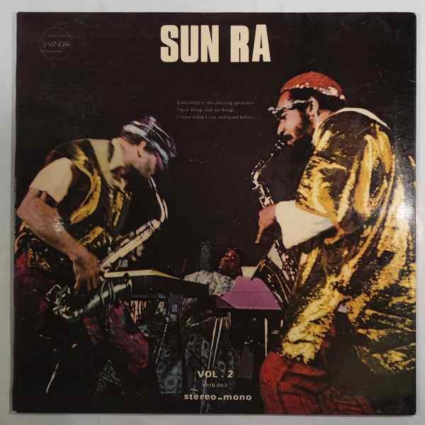 SUN RA - Nuits De La Fondation Maeght Vol. 2 - LP